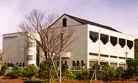 春日井市保健センターの外観