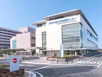 春日井市総合保健医療センターの外観